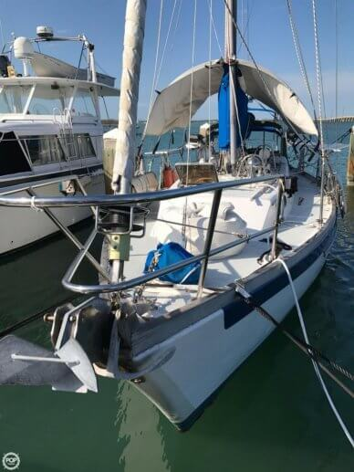 Passport 42, 41', for sale - $77,000