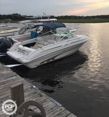 Sea Ray Express Cruiser 215, 21', for sale - $12,500
