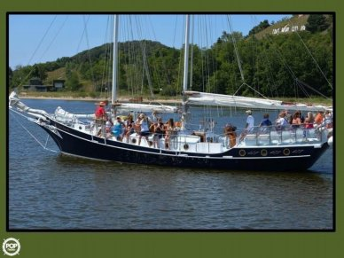 Texas Boat Works Covin Pipisstral Schooner 63, 63', for sale - $280,000