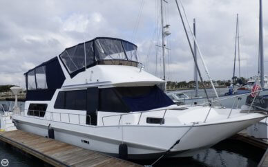 Holiday COASTAL COMMANDER 490, 49', for sale - $110,000