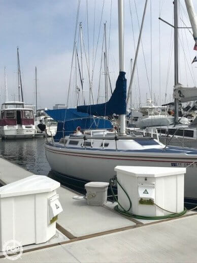 Catalina 36, 36', for sale - $58,800