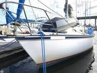 Capital Yachts Newport 33 Cruiser Masthead Sloop Sailboat Bow