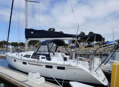 Hunter 37.5 Legend, 37', for sale - $72,000