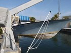 Seacraft On Davits_modified V Hull