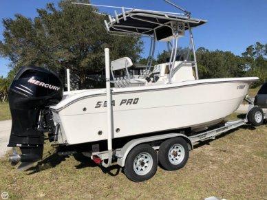 Sea Pro 206CC, 20', for sale - $26,700