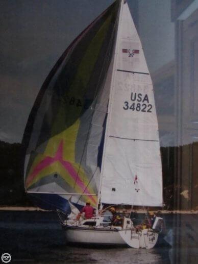 C & C Yachts 27, 27', for sale - $15,000