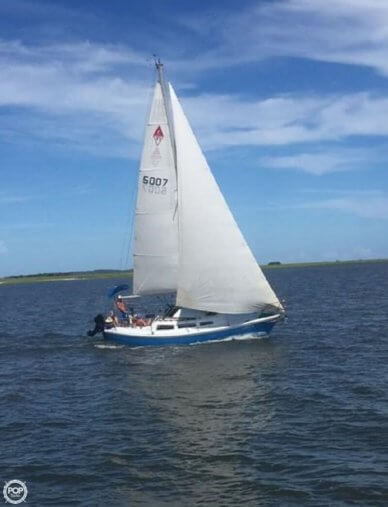 Catalina 27, 27', for sale - $21,900