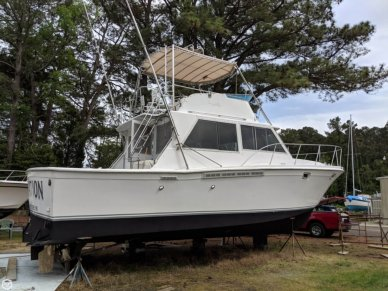 Uniflite 38 Convertible, 38, for sale - $49,000