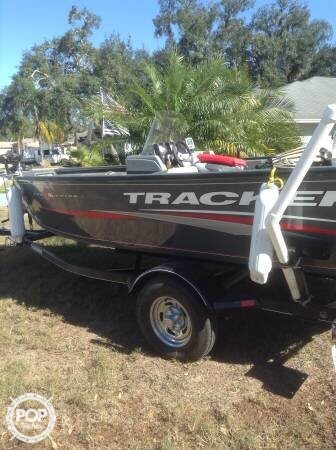 Tracker 16, 16', for sale - $18,500