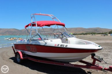 Blue Water 18, 18', for sale - $11,000