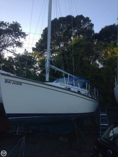 Island Packet 27, 27', for sale - $17,500