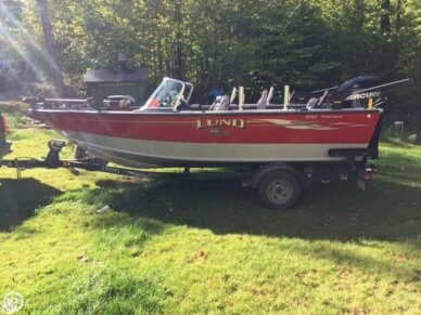 Lund 1850 Fisherman, 18', for sale - $25,500