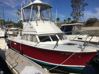 Owens 27' Sports-fisher, 30', for sale - $35,000