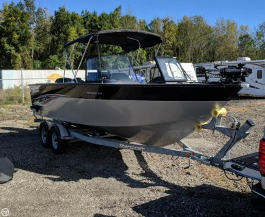 Starcraft Fishmaster 210, 210, for sale
