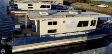 Master Fab 43 Houseboat, 43', for sale - $28,000