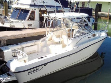 Boston Whaler 235 Conquest, 25', for sale - $45,900
