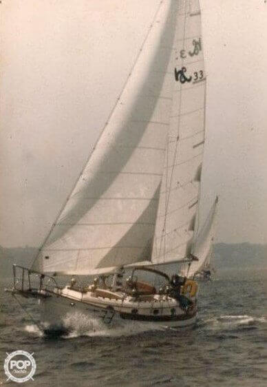 Hans Christian 33T, 33', for sale - $59,000