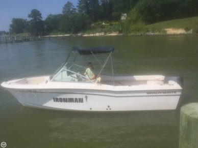 Grady-White Tournament 223, 22', for sale - $24,500