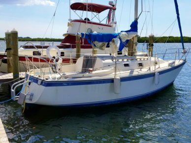 O'day 28, 28', for sale - $11,000