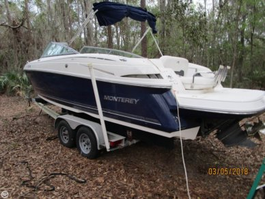 Monterey 254 FS, 25', for sale - $28,900