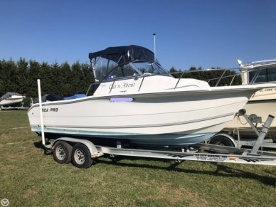 Sea Pro 220 WA, 22', for sale - $22,500