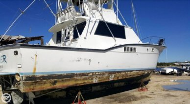 Hatteras 45 C, 45', for sale - $80,000