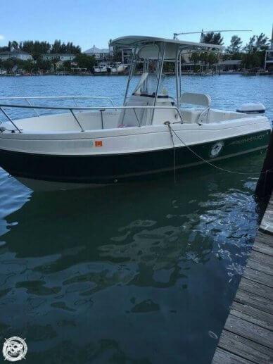 Aquasport 245 Osprey, 26', for sale - $20,400