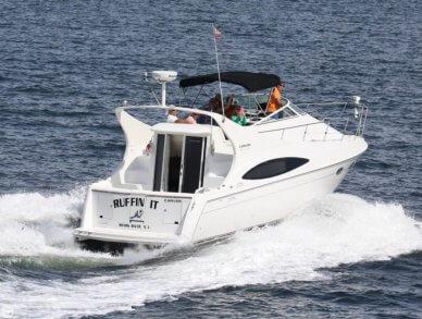 Carver Mariner 350, 36', for sale - $64,000