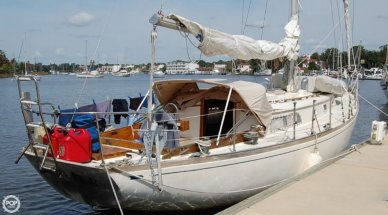 Cheoy Lee 36 Luders, 36', for sale - $24,900