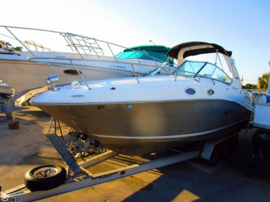 Sea Ray 260 Sundancer, 28', for sale - $45,000
