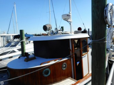SOLD: Crosby Crosby Yachts Classic 26 Tug Trawler boat in ...