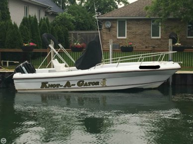 Triumph 210 Center Console, 20', for sale - $12,500