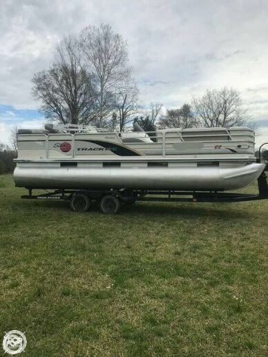 Sun Tracker Regency 22 Party Barge, 22', for sale - $15,500