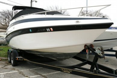 Crownline 235 CCR, 23', for sale - $21,400