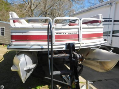 Tracker Party Barge 21, 21', for sale