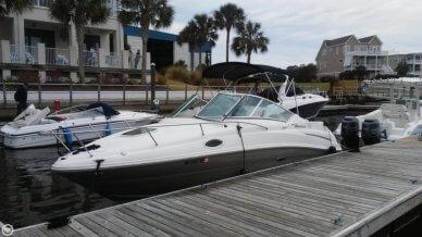 Sea Ray 240 Sundancer, 24', for sale - $33,900