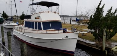 Grand Banks 42, 41', for sale - $82,500