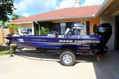 Bass Tracker PRO TEAM 175 TF, 17', for sale - $15,500