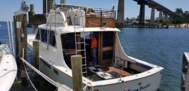 Hatteras 41 C, 41', for sale - $35,600