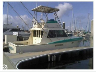 Hatteras 34 Convertible, 34', for sale - $27,000