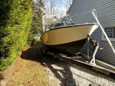 Albemarle 24 Express, 24', for sale - $18,500