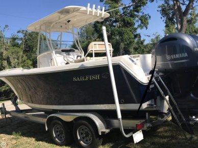 2017 Sailfish 240 CC - #2