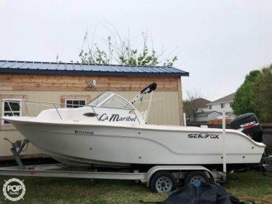 Sea Fox 236WA, 23', for sale - $28,400