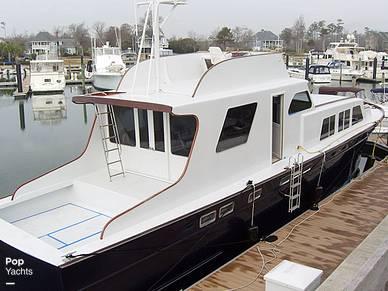 Yacht Fisherman Cockpit