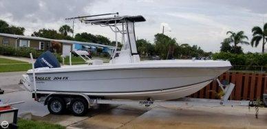 Angler 204 FX, 20', for sale - $23,499