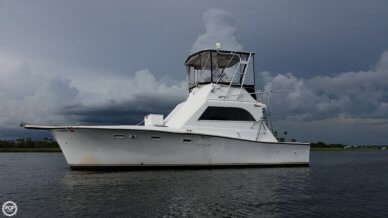 Egg Harbor 33 Sedan Fisherman, 33', for sale - $20,000