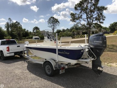 Nautic Star 1810 Bay, 18', for sale - $29,000