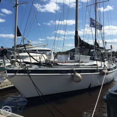 Morgan Out Island 41, 41, for sale - $43,400