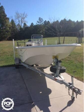Carolina Skiff 198 DLV, 19', for sale - $21,000