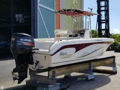 Carolina Skiff Sea Chaser 2100 Offshore, 21', for sale - $34,999